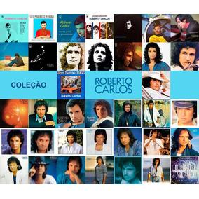 Lp Coleção Roberto Carlos 37 Discos De Vinil