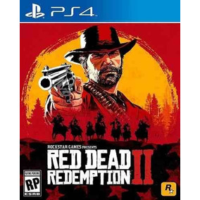 Juego Playstation 4 Red Dead Redemption 2 Ps4
