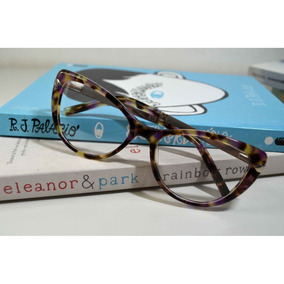 Oculos De Grau Feminino 2018 Gatinho Armacoes - Óculos no Mercado ... 24fa5bb680
