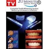 Kit Blanqueador Dental En 20 Minutos