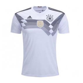 2cb19cf9d2 Camisa Alemanha Copa Do Mundo 2018 - Personalizável