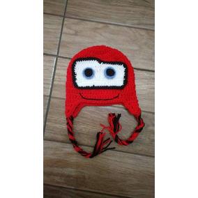 Touca Em Croche Infantil Rel mpago Mcqueen Carros - Calçados ... bc1a9dbd6b4