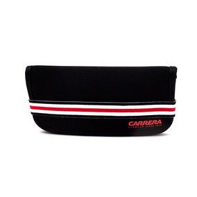 Carrera Carrera 33 8v4pt Preto Brlho Com Detalhe Vermelho - Óculos ... c9056b4094