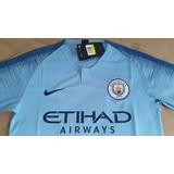 Camisa Do Manchester City 2018