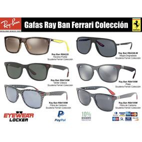 Gafas Ray Ban Colección Ferrari 100% Originales