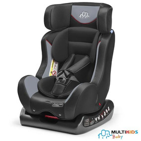 Cadeira Para Auto Baby 0-25 Kg Cinza - Multikids Baby
