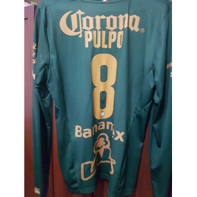 Jersey Santos 2015 Profesional Jugador Pulpo Gonzalez Tercer 2b989ae4248f5
