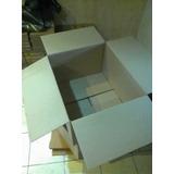 5 Caixas Papelão Triplex Grande - Super Reforçada