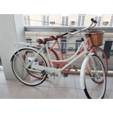 Bicicleta Retro Vintage Dama