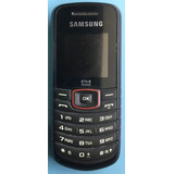 Celular Samsung Gt-e1086 Dual Band - Claro
