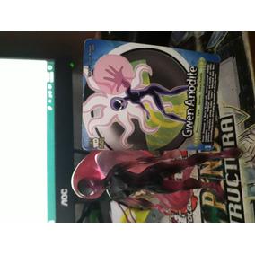 Gwen Anodite Ben 10 Alien Nino en Mercado Libre México 34eaa3b107bed