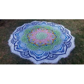 Manta Lona Circular - Decoración para el Hogar en Mercado Libre ... 1d8662ef48a8