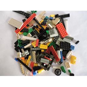 Lego Lote De Peças Da Lego 200 Peças Usado Diversos Original