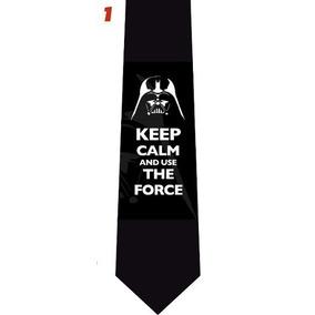 Corbata Star Wars Modelo A Escoger