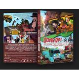 Dvd Scooby-doo E Wwe Maldição Do Demônio Veloz - Frete R$12