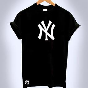Playera Yankees New York Beisbol Moda Unisex