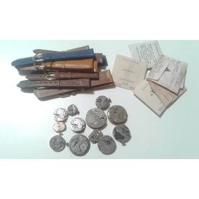 Relojeria Subasta De Repuestos Antiguos Lote D34