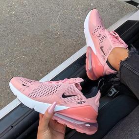 Tênis Nike Air Max Gel 270 Bolha Confortável Envio Em 24h 82274e5aabc78