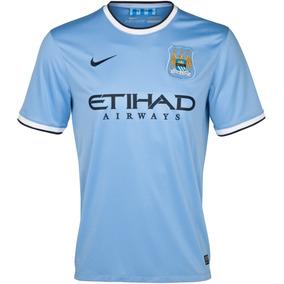 Camiseta Manchester City 2014 - Camisetas en Mercado Libre Argentina fbfdcfcde6de2