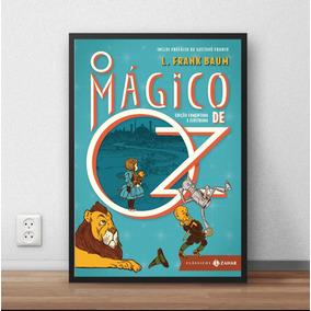 Quadro O Magico De Oz Artesanato No Mercado Livre Brasil