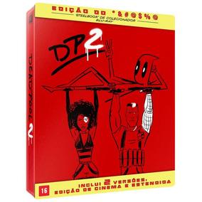 Deadpool 2 - Edição Steelbook - 2 Blu-ray