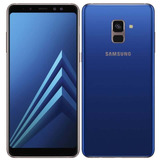 Samsung Galaxy A8 Plus 2018 32gb 4g 16mp 4gb Ram