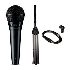 Kit Microfone Shure Pga58 Bts