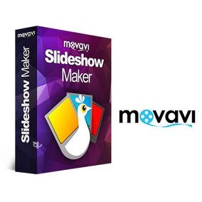 chave de ativação movavi slideshow maker 3