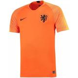 Camisa Seleção Da Holanda - Uniforme 1 - 2018 - Frete Grátis d8954762e8e43