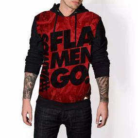 Moletom Mengão Blusa Estampa Full Flamengo Casaco Times 87dec457c6e84