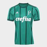 Camisa Oficial Do Palmeiras - Temporada 17/18