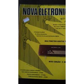 Revistas Antigas De Eletronica