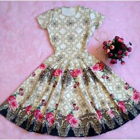 Vestido Moda Feminina Top Pronta Entrega