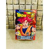 Mazo + 10 Sobres De Cartas Dragon Ball Super - Original Sd