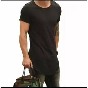 3ab4798e19651 Combo 8 Camiseta Masculina Longline +3 Bermudas De Moletinho