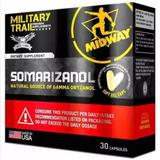 Pré Hormonal Somarizanol 30 Cápsulas Military