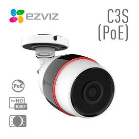 Câmera De Vigilância Ezviz C3s Wifi 2mp 30mt Interna/externa