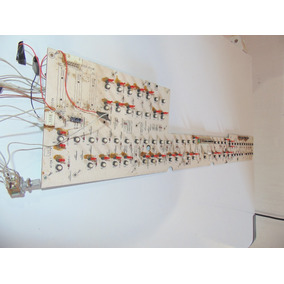 Placa De Botão Do Teclado Korg Pa 50