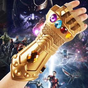 Luva Thanos Joias Manopla Cristais Avengers Guerra Infinita