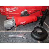 Amoladora Angular Pequeña Marca Milwaukee De 15mm 41/2