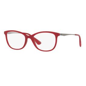 c530e47e9dc4c Armacao Oculos Rayban Gatinho - Óculos no Mercado Livre Brasil
