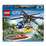 Lego 60067 - City Perseguição Helicóptero - Completo