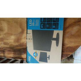Monitor Aoc Nuevo En Caja 83768353 Vga