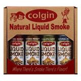 Kit Colgin 4 Fumaça Liquida Diferente Importado 118 Ml Cada