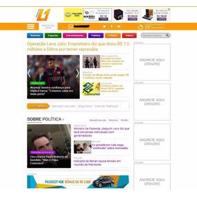 f455eb446d Script De Portal De Noticias Em Php Com Demo - Informática no ...