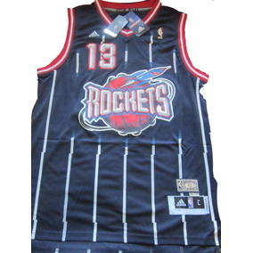 bd76dbc164 Camisa Houston Rockets James Harden Retro
