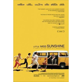 Poster Cartaz Pequena Miss Sunshine - 60x90cm