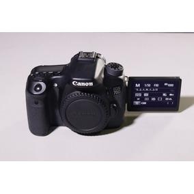 Canon Eos 70d - Melhor Que T5i, T6i, T6, T3i, 77d, 60d