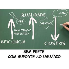 Planilha De Gestão (produção, Processos, Serviços) C/suporte