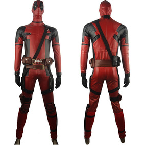 Disfraz Cosplay Deadpool - Disfraces en Mercado Libre Chile 6c0be6fc467d
